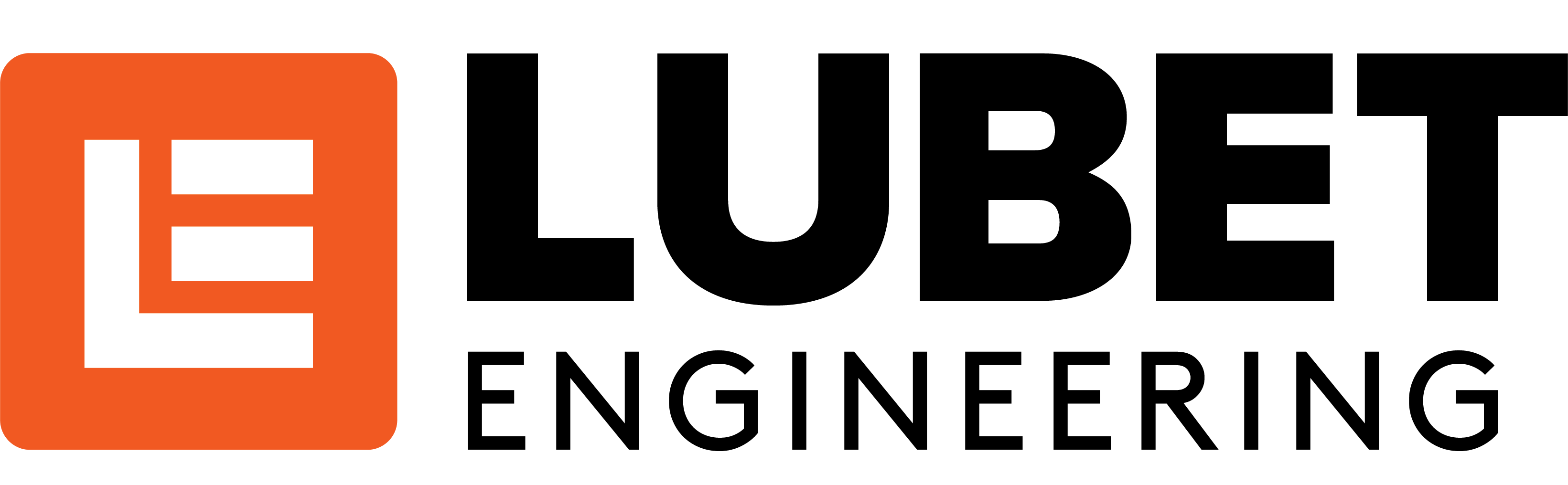 Lubet Engineering logo